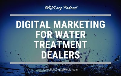 WQA Podcast – Interview Between Wes Bleed & Lamplight Digital Media